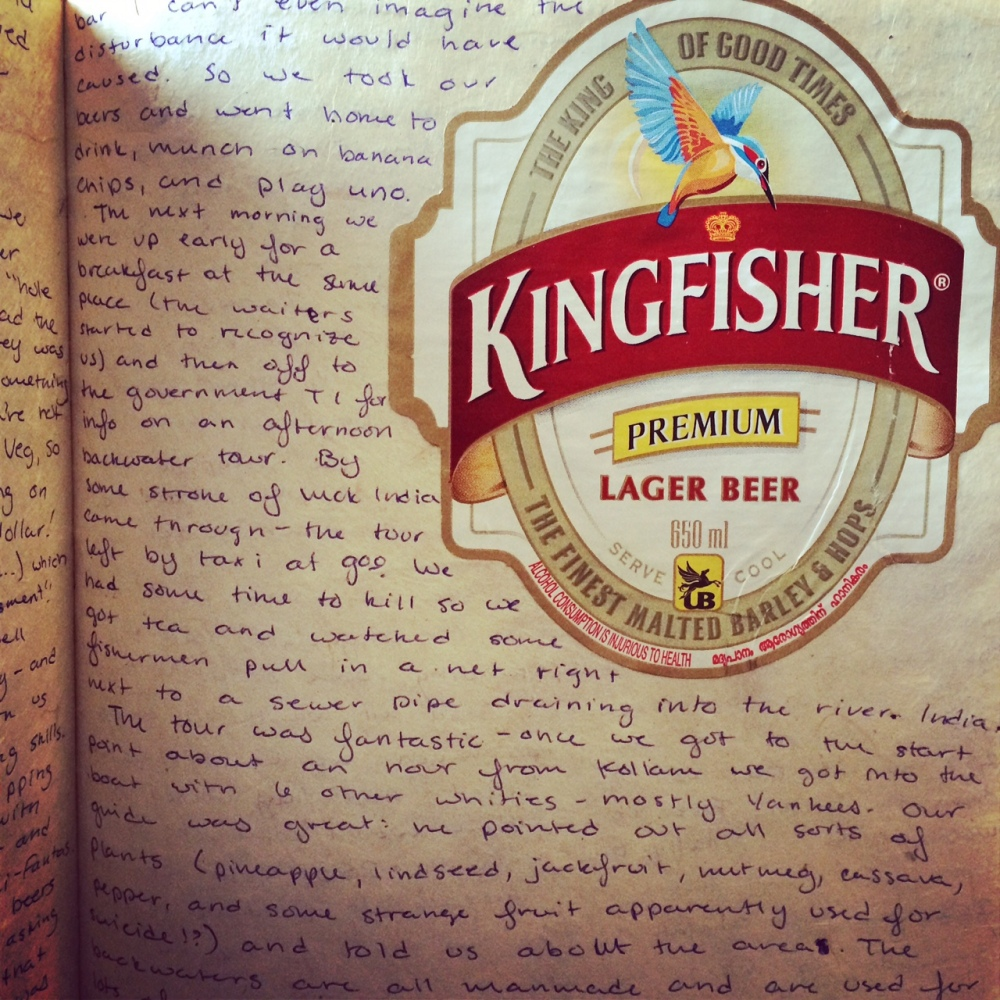 Journal Kingfisher
