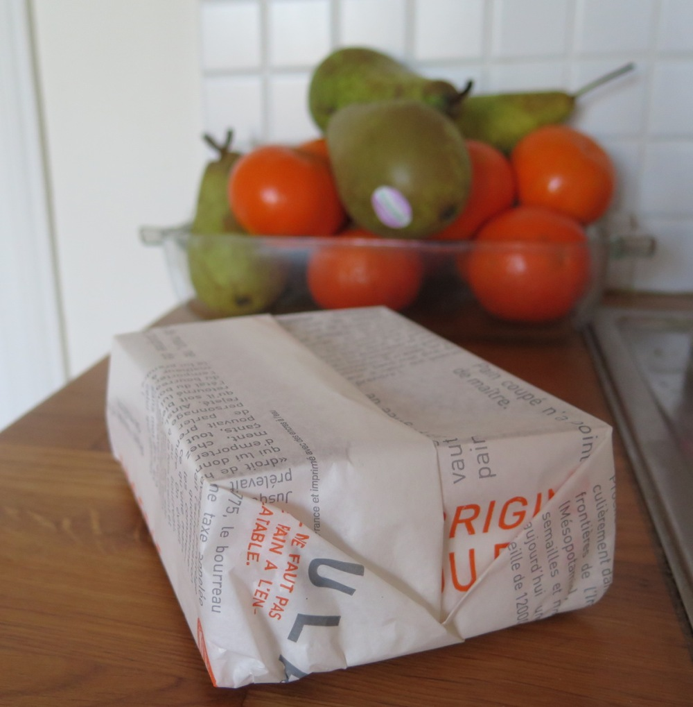 Boulanger paper box