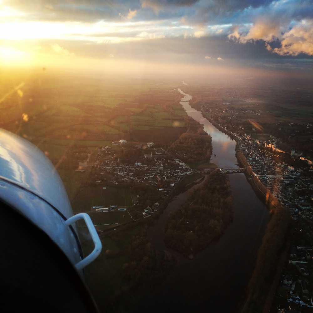 Loire from above