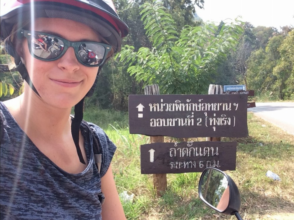 Biorambler Biking in Thailand