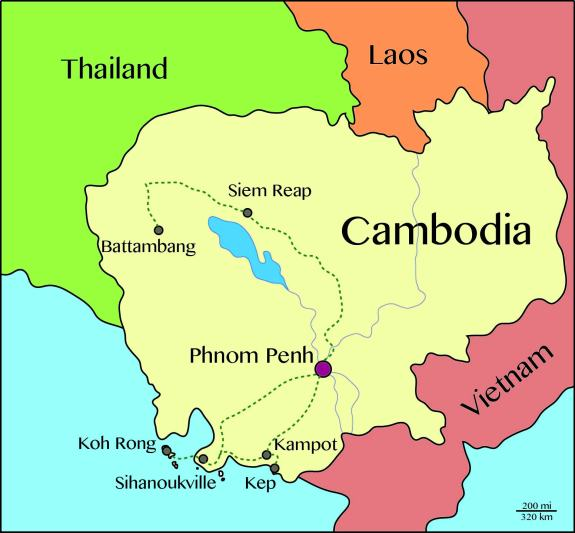 Bioramblers Cambodia Visit