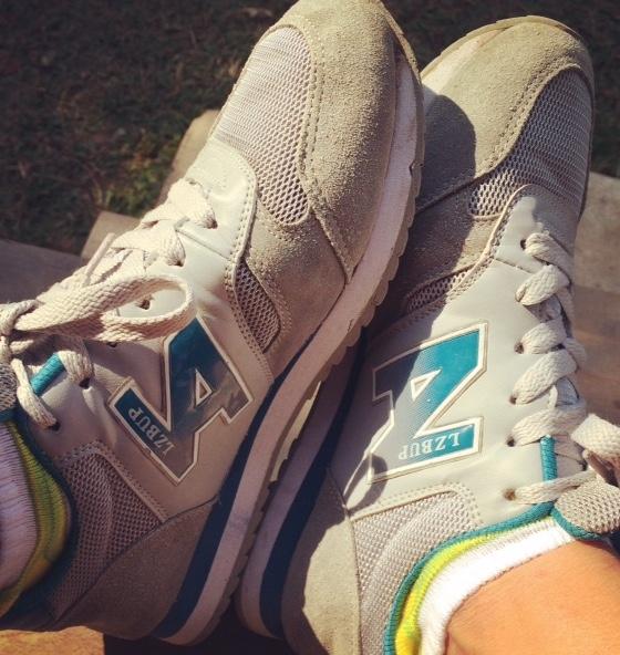 NewOldShoes