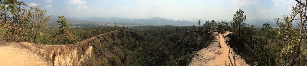 Pai Canyon Pano