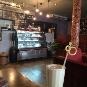 Destiny coffee smoothie