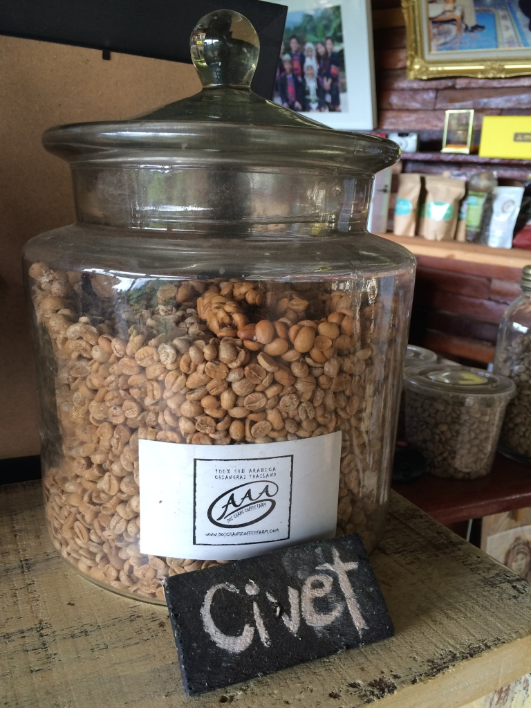 Doi Chang Civet Poo Coffee