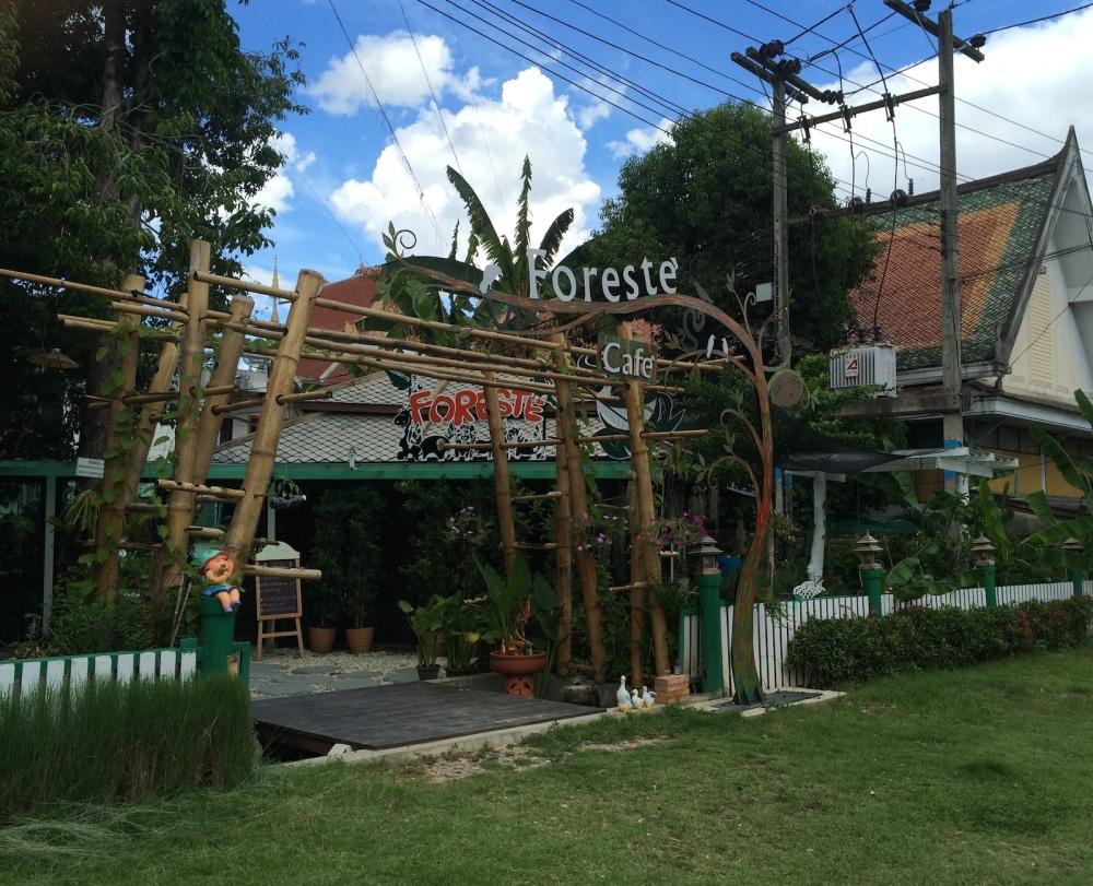 Foreste Coffee Shop