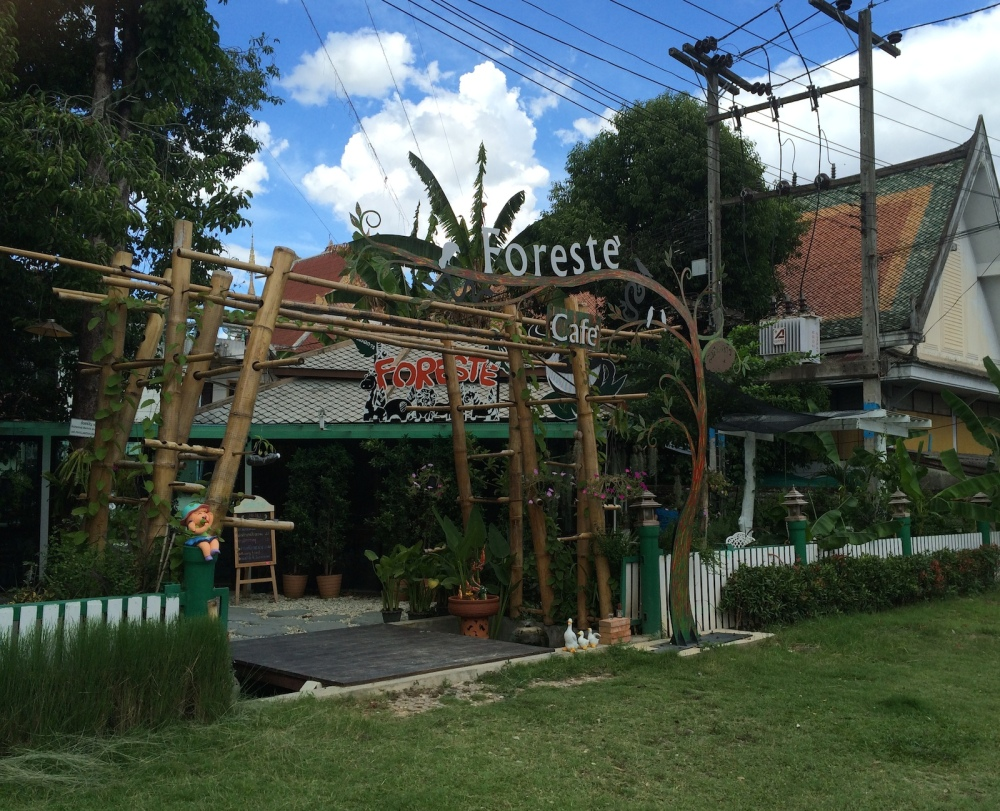 Foreste Coffee Shop
