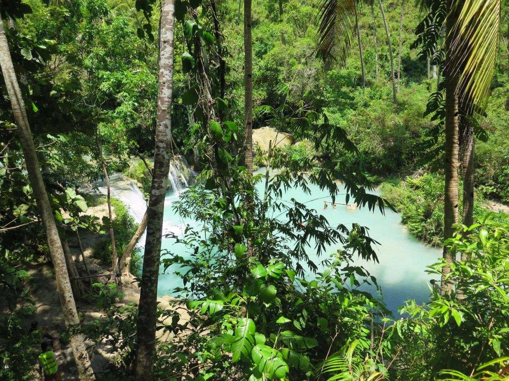 Waterfalls Philippines Daytrip Mystic Island