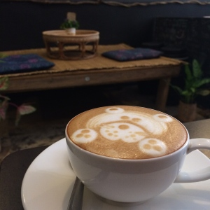 Chiang Rai coffee shops for digital nomads Nangnon