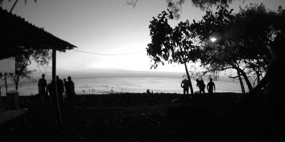 Sunrise Tulamben