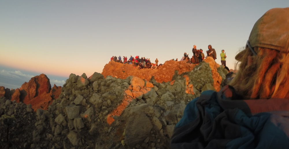 Rinjani sunrise summit