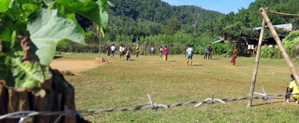 Schoolyardfootball