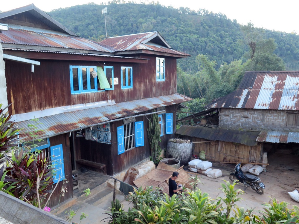 Our Thansant home stay